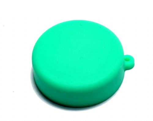 Soft Silicone Green Camera Lens Protective Cover Cap for GoPro Hero 3/3+/4